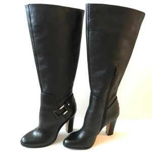 Vince camuto buckle boot